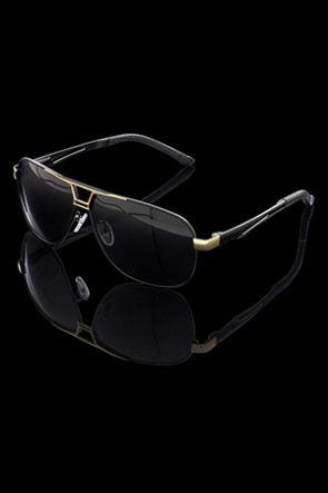 Solbrille - Jason - Gold