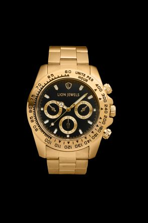 Napoli Gold Watch